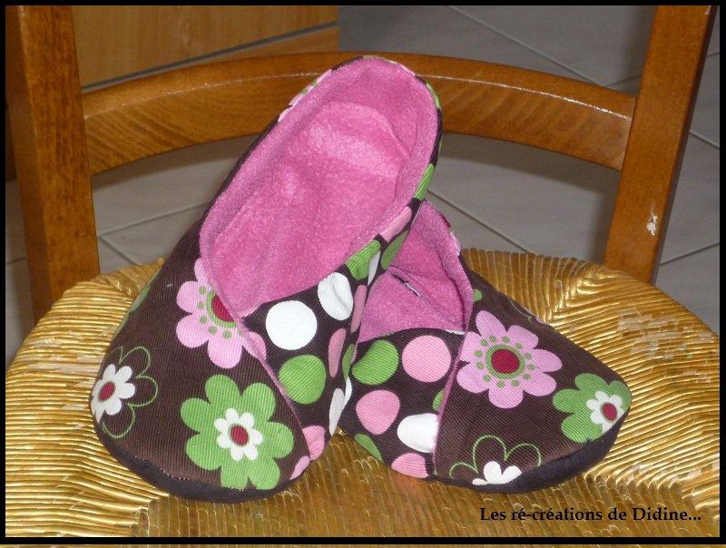Au chaud! dans Couture chaussons-kimono-1